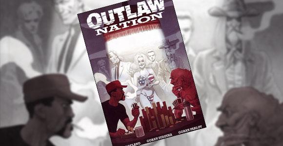 Gal Editora anuncia o lançamento de Nação fora da lei, do selo Vertigo
