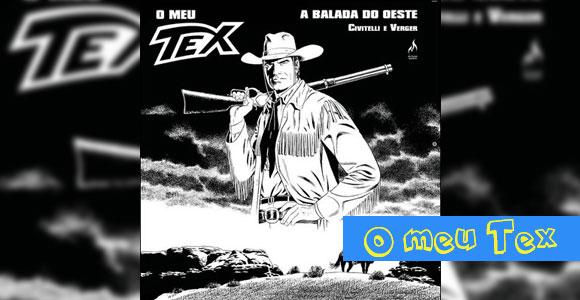 São Paulo e Curitiba recebem criadores italianos para lançamento do livro O meu Tex
