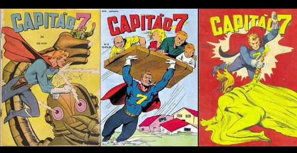 Outras revistas do Capitão 7
