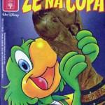 Zé Carioca na Copa do Mundo