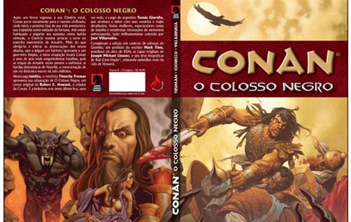 CONAN – O COLOSSO NEGRO