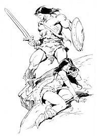 Conan, por John Buscema
