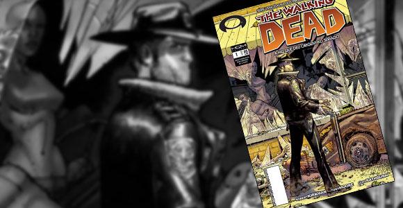 Série mensal de The Walking Dead no Brasil