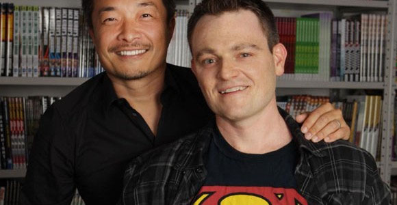 Jim Lee e Scott Snyder
