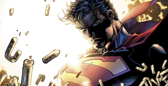 Nova revista do Superman em 2013