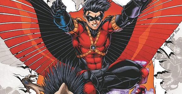 DC Comics muda a origem do terceiro Robin