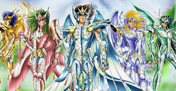 Toei estaria interessada em fazer anime de Saint Seiya – Next Dimension