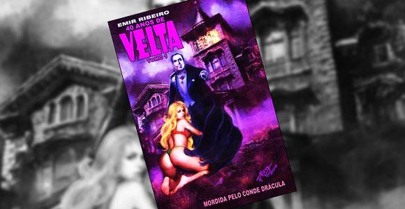 Velta enfrenta Drácula em novo álbum especial