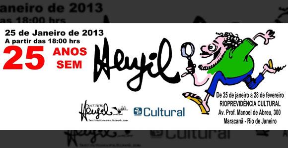 Henfil ganha exposição no Rio de Janeiro