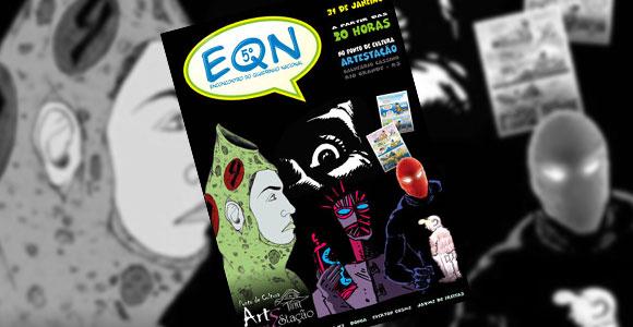 5º EQN - Encontro do Quadrinho Nacional