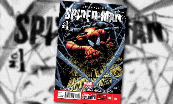 Homem aranha superior