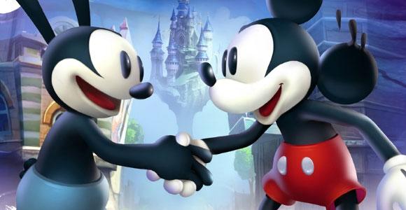 Epic Mickey – Poder em Dobro
