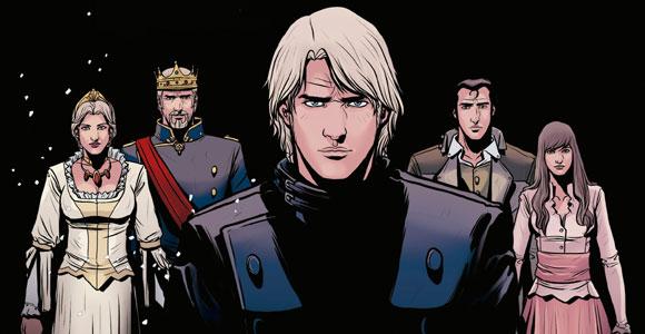 Hamlet: Agora adaptado em quadrinhos pela editora Nemo