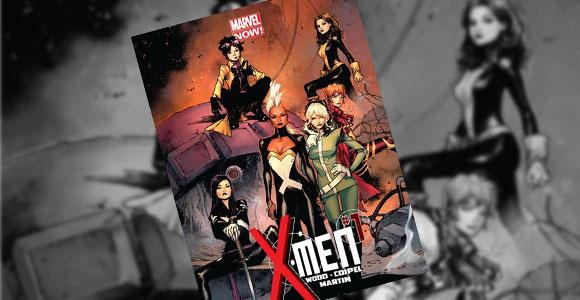 X-Men | Só com mulheres!