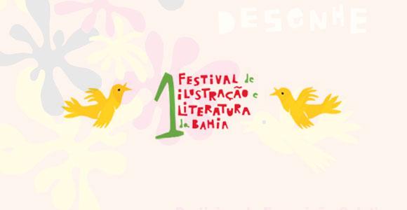 1º Primeiro Festival de Ilustração e Literatura da Bahia