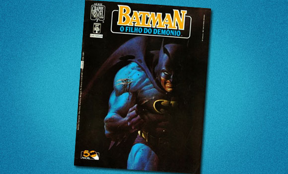 Batman - O filho do demônio