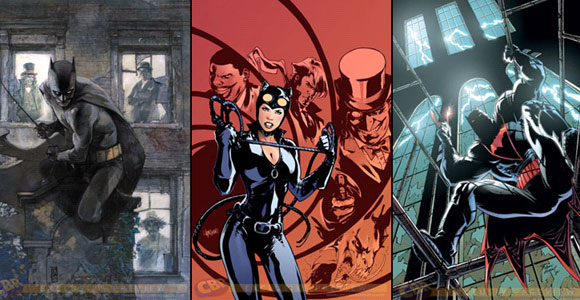 DC anuncia o cancelamento de títulos e mudanças de equipes criativas