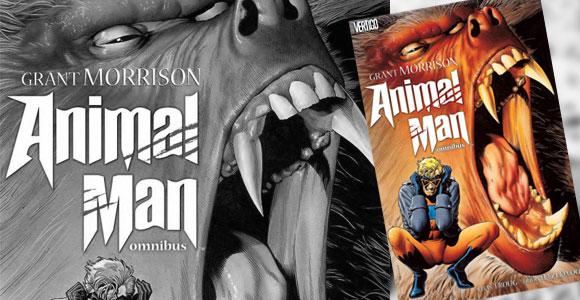 Homem Animal será relançado pela DC
