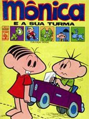 Primeira edição lançada em maio de 1970 – ed. Abril