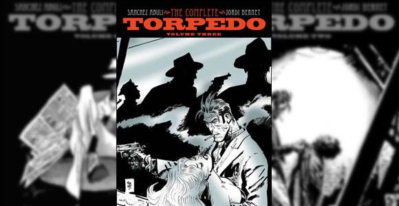 Volumes esgotados de Torpedo 1936 são relançados pela IDW
