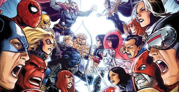 Panini divulga detalhes de Vingadores vs. X-Men # 0