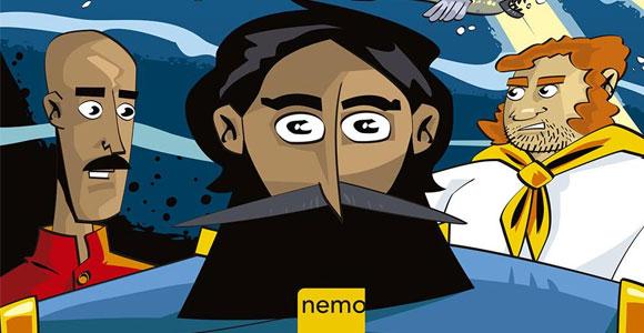 Daniel Esteves e Will em aventura inédita do Capitão Nemo