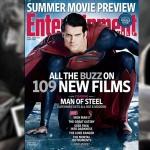 Entertainment Weekly libera fotos inéditas de O Homem de Aço