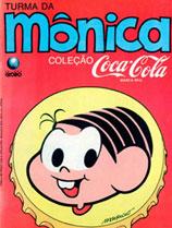 Turma da Mônica - Coleção Coca-Cola