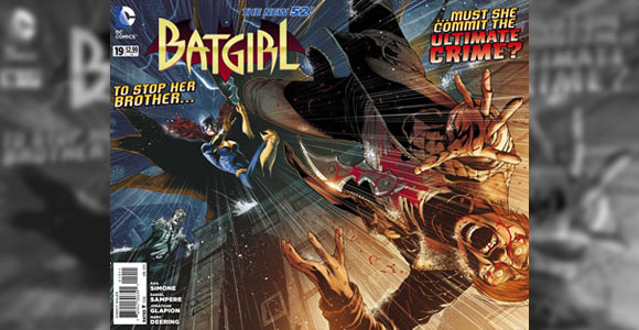 Batgirl com personagens trans!