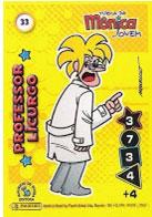 Professor Licurgo