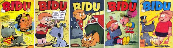 Revistas Bidu