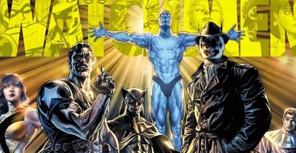 Antes de Watchmen será lançado pela Panini em Maio