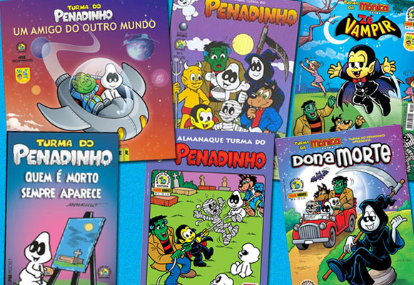 Revistas do Penadinho