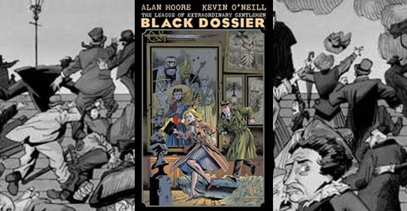 Devir lançará The League of Extraordinary Gentlemen - Black Dossier no Brasil