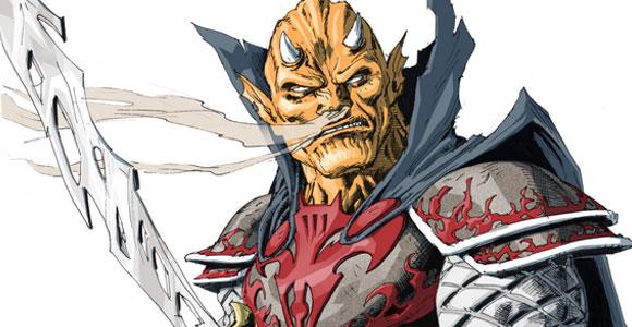 DC Terror: Cavaleiros do Demônio 2 ganha mais um encadernado