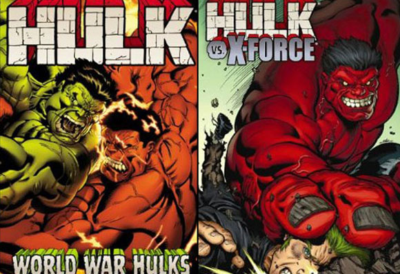 Marvel Comics lançará encadernado com o Hulk de Jeph Loeb