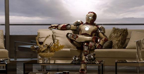 Resenha: Homem de Ferro 3 (Iron Man 3)
