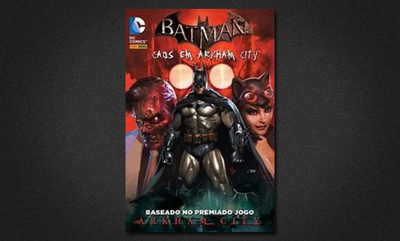 Batman Caos em Arkham City