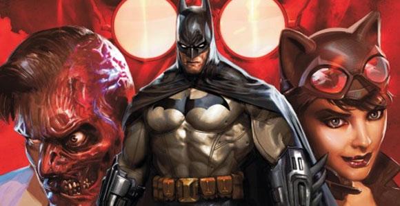 Batman: Caos em Arkham City