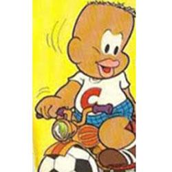 Cana Braba - Amigo boca-suja e enfezado de Pelezinho. Seu maior problema era suas pernas tortas.