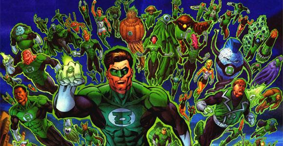 Tropa dos Lanternas Verdes ganhará especial em julho
