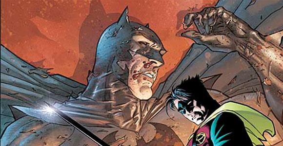 Filho do Batman retorna em nova minissérie