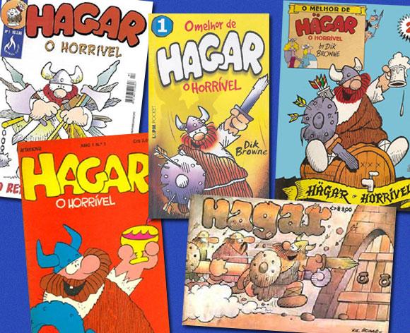 Revistas Hagar