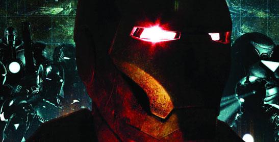 Homem de Ferro: Rapto