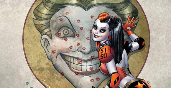 Nova revista mensal estrelada pela Arlequina será lançada pela DC Comics