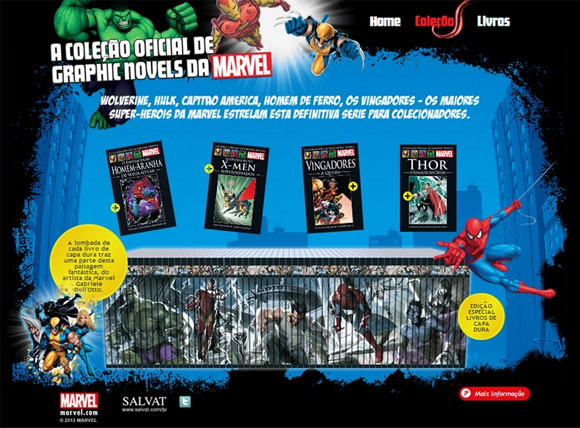 graphic novel marvel