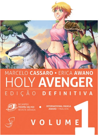 Holy Avenger Vol. 1