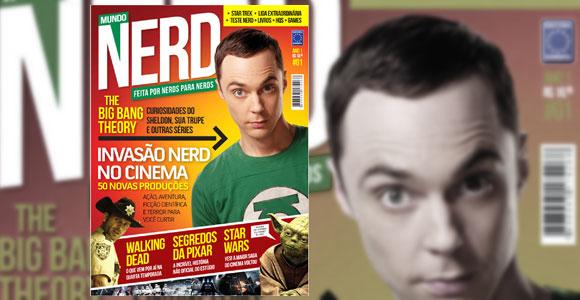 Editora Europa lança revista sobre tudo do Mundo Nerd