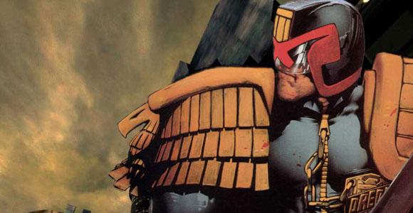Mythos lançará edição especial de Juiz Dredd