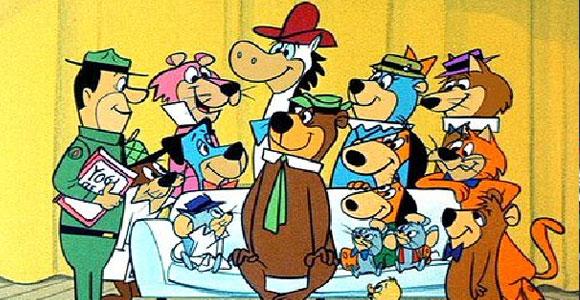 Zé Colmeia e seus amigos